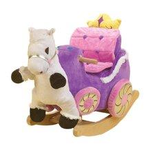 Princess Carriage Rocker