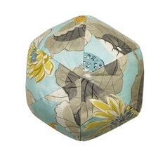 Lagoon Ball Cotton Throw Pillow (Set of 2)