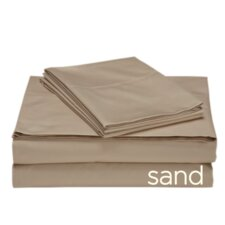 Luxe 618 Thread Count 100% Cotton Sheet Set