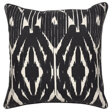 Leyla Cotton Throw Pillow