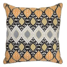 Angelica Cotton Throw Pillow