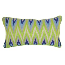 Torch Cotton Throw Pillow