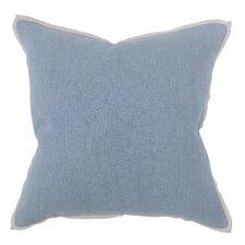 Ariel Cotton Throw Pillow