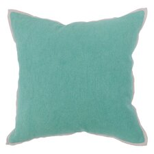 Ariel Cotton Throw Pillow