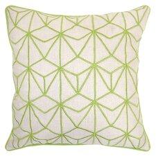 Kappa Cotton Throw Pillow