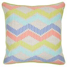 Rhythm Throw Pillow