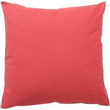 Solid Textures Elemento Cotton Throw Pillow
