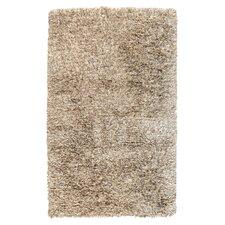 Elegante Sand Shag Area Rug