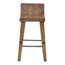 "Reagan Low 24"" Bar Stool"