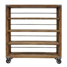 "Colin 78"" Accent shelves Bookcase"