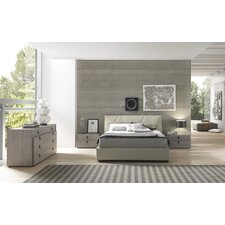Esprit Queen Platform Customizable Bedroom Set