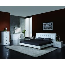 Scarlet Platform Customizable Bedroom Set