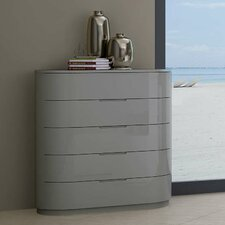 Moonlight 5 Drawer Chest