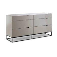 Plano 6 Drawer Dresser
