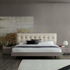 Plano Upholstered Platform Bed