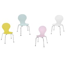 Bentwood Children's Desk Chair (Set of 4)