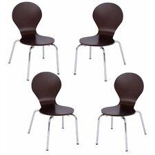 Bentwood Children's Desk Chair (Set of 4)