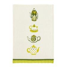 Teapots Set Kitchen Towel