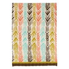 Feather Ikat Kitchen Towel
