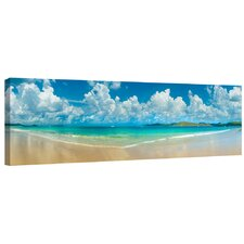 White Haven Beach Photographic Print on Wrapped Canvas