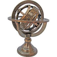 Replica Mini Armillary Sphere Sculpture