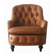 Somerset Leather Armchair