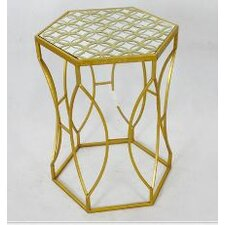 Darcy Metal End Table