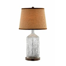"Fletcher 28.25"" H Table Lamp with Empire Shade"