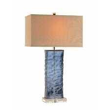 "Arendell 29"" H Table Lamp with Rectangular Shade"