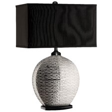 "28.5"" H Table Lamp with Rectangular Shade"