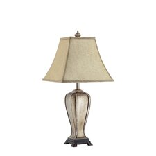 "Meredith 28.75"" H Table Lamp with Bell Shade"