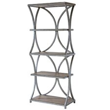 Palos Heights 72'' Etagere Bookcase