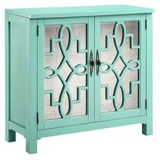 Laden Cabinet 2 Door Chest