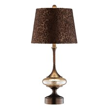"Slender  26.5"" H Table Lamp with Empire Shade"