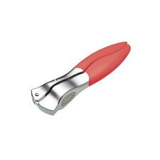Colourworks Garlic Press with Soft Touch Handle in Red