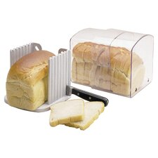 Expanding Stay Fresh Acrylic Bread Keeper