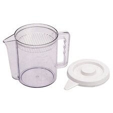 Combined Gravy / Fat 1.5 Liter Separator and Measuring Jug