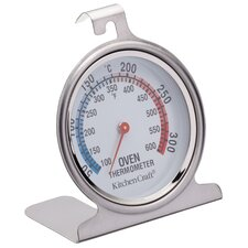 Stainless Steel Oven Dial Thermometer