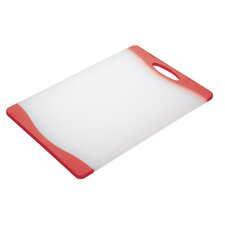 Colourworks Reversible Cutting Board in Red