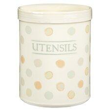Classic Ceramic Utensil Holder