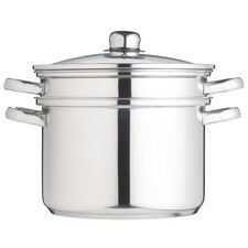 Clearview 7.5L Stainless Steel Multi Cooker