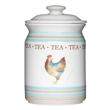 Hen House Tea Storage Jar