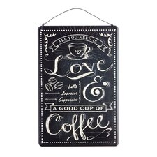 Coffee Hanging Sign