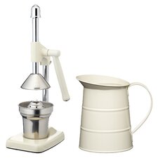 Living Nostalgia 2 Piece Juicing Set