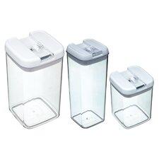 Master Class 3-Piece Flip Top Storage Container Set