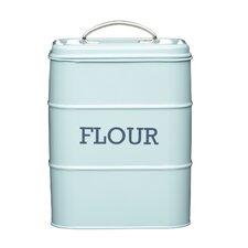 Living Nostalgia Flour Tin