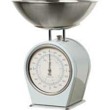 Living Nostalgia Mechanical Kitchen Scale