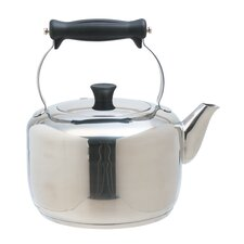 Master Class Induction Safe Stovetop Kettle in Silver