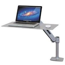 WorkFit-P Sit-Stand Height Adjustable Desk Mount