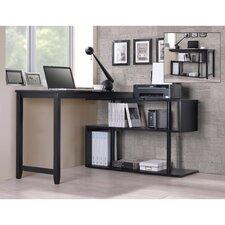 Virginia Writing Desk with Shelf